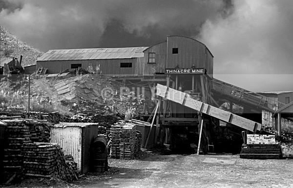 NCB Thinacre Mine Quarter 1957 - Land and Sea
