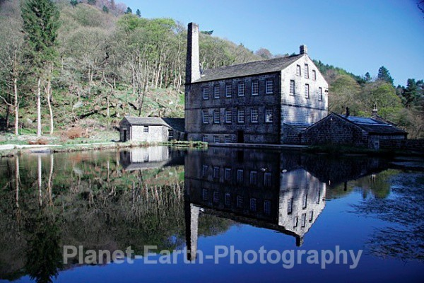Gibsons Mill 2 - Buildings / Structures