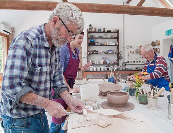 10 - Oxcombe Pottery Shoot