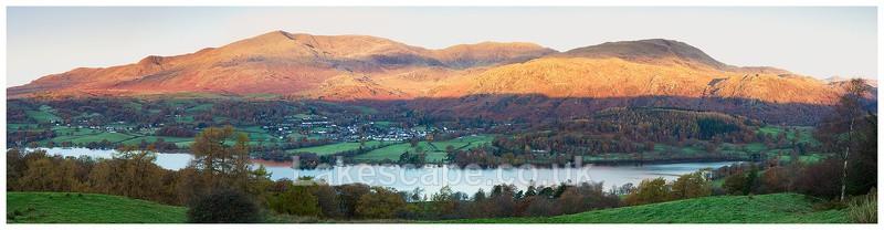 Autumn Dawn, Coniston - Coniston