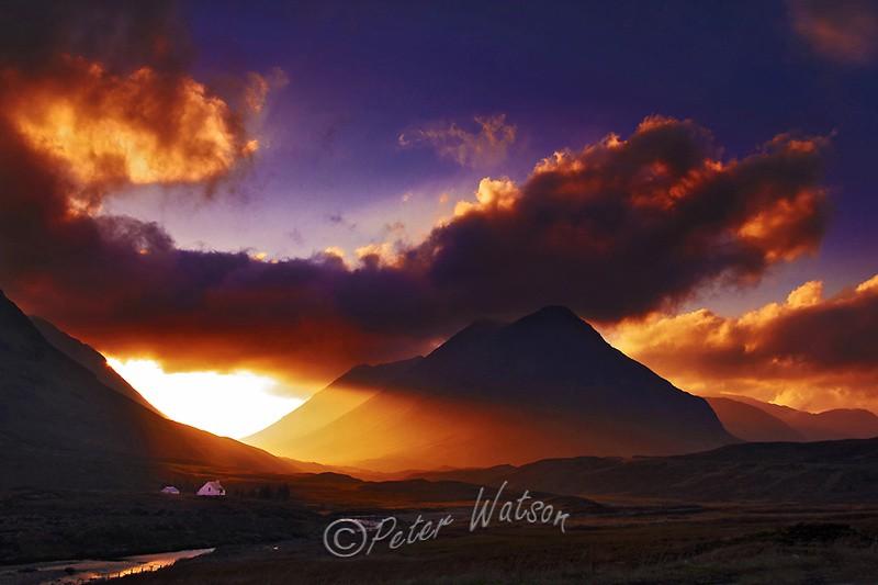 Glen Coe The Highlands - Scotland