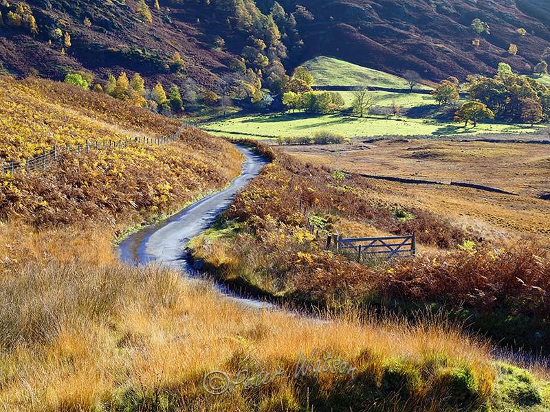 Langdale Lake District 3 - England