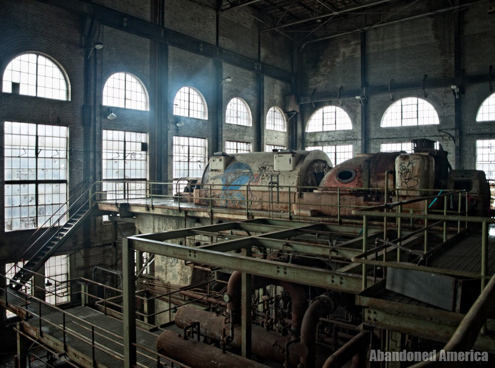 - Atlantic Avenue Power Plant*