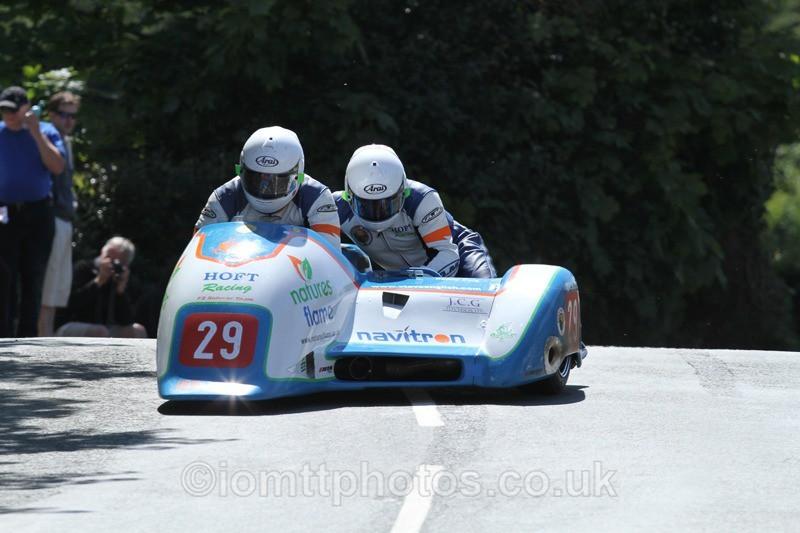 IMG_2381 - Sidecar Race 2 - TT 2013