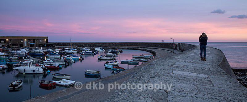 20171006-_MG_1112 Pink Skies. - COAST - Dorset