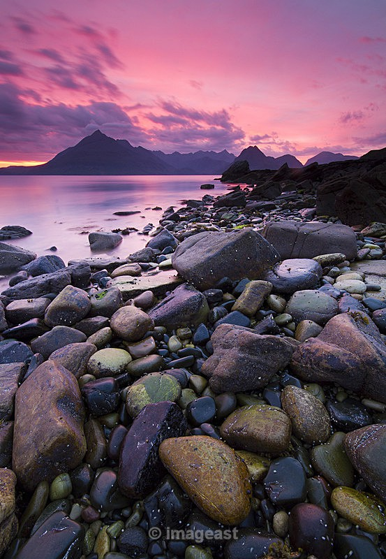 Elgol Portrait - The Gallery