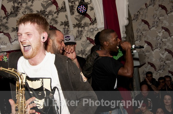 56 - Skittles 'Poor With £100 Trainers' launch 05.03.12