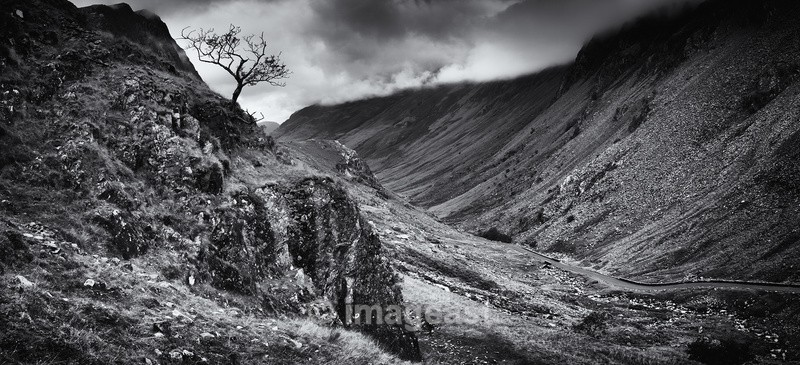 The Honister Pass- Pan mode - The Gallery