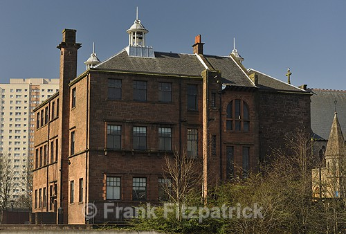 The Martyrs€™ Public School, Parson Street, Glasgow, Scotland - Glasgow