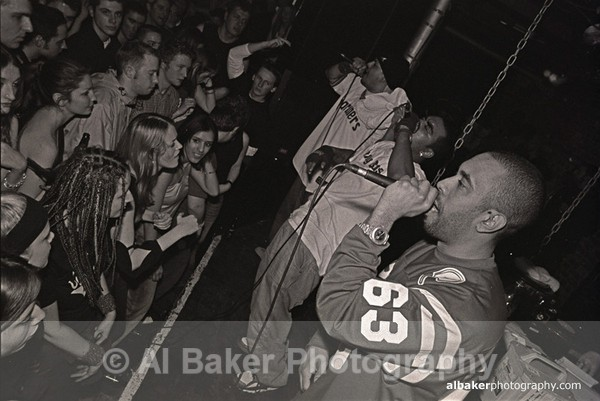 41 - Beatnuts @ Sankeys Soap 04.02.03