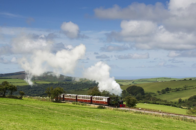 Topping the summit - The Lure of Steam
