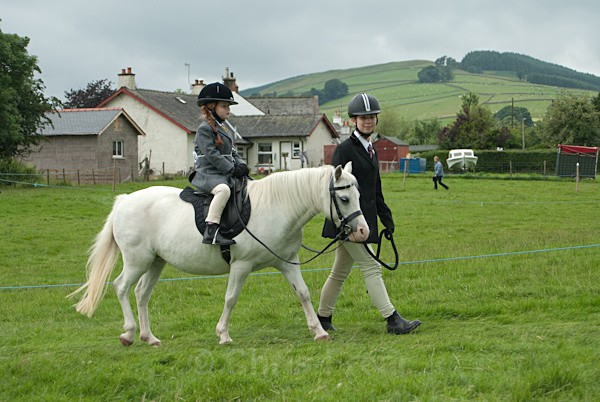 6 - Moniaive Horse Show 2010