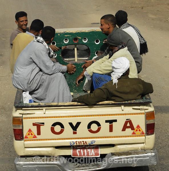 Toyota Traveller - Egypt