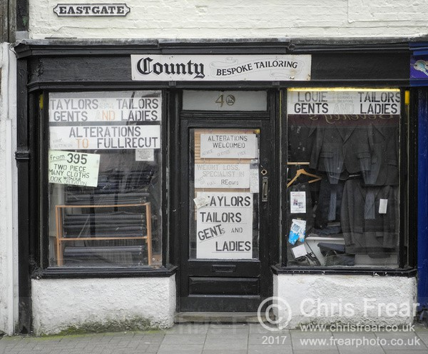 Taylor's Tailor Shop - Small Shops