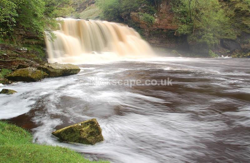 Crammel Linn Waterfall - Gisland - Northumberland - Northumberland