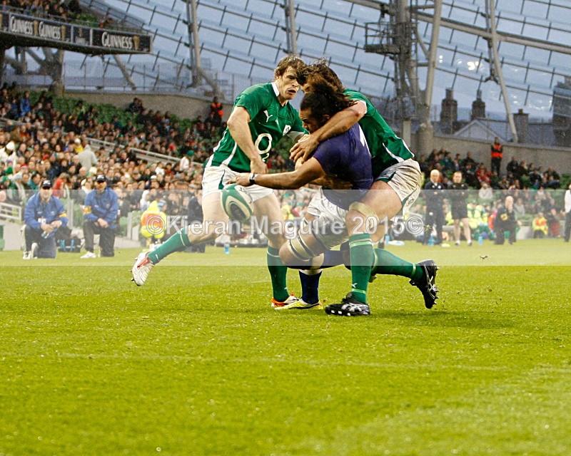 _I2H5999 - Ireland v Samoa - Guinness Series - Aviva Stadium - Dublin - 13/11/2010 Ireland 20 v 10 Samoa