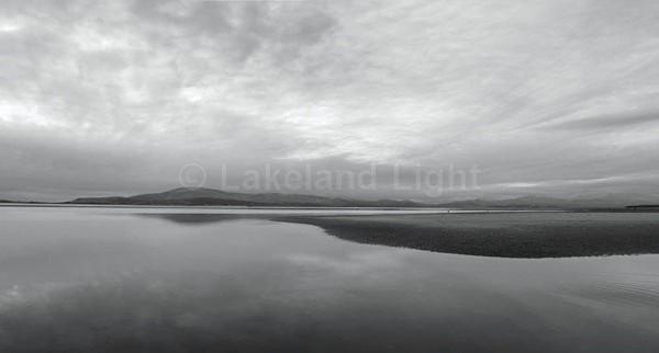 Askam_Panorama bw - Monochrome