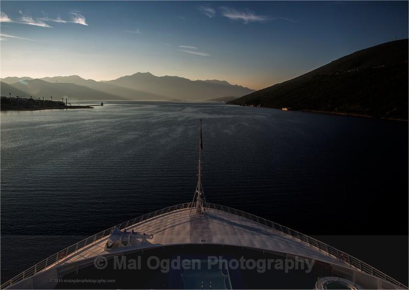 Kotor (Fjords) - Kotor (Montenegro)