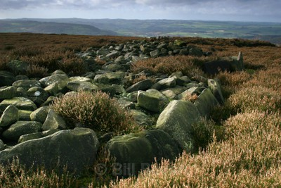 Bealey Moor Cairn - Ancient Peakland
