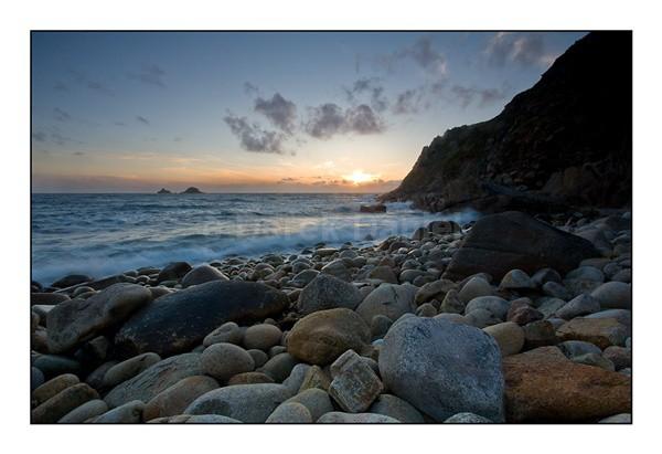 Porth Nanven Sunset #2