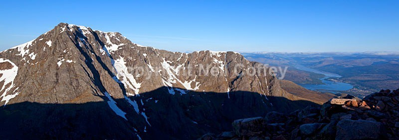 Ben Nevis & Fort-William, Highland2 - Panoramic format
