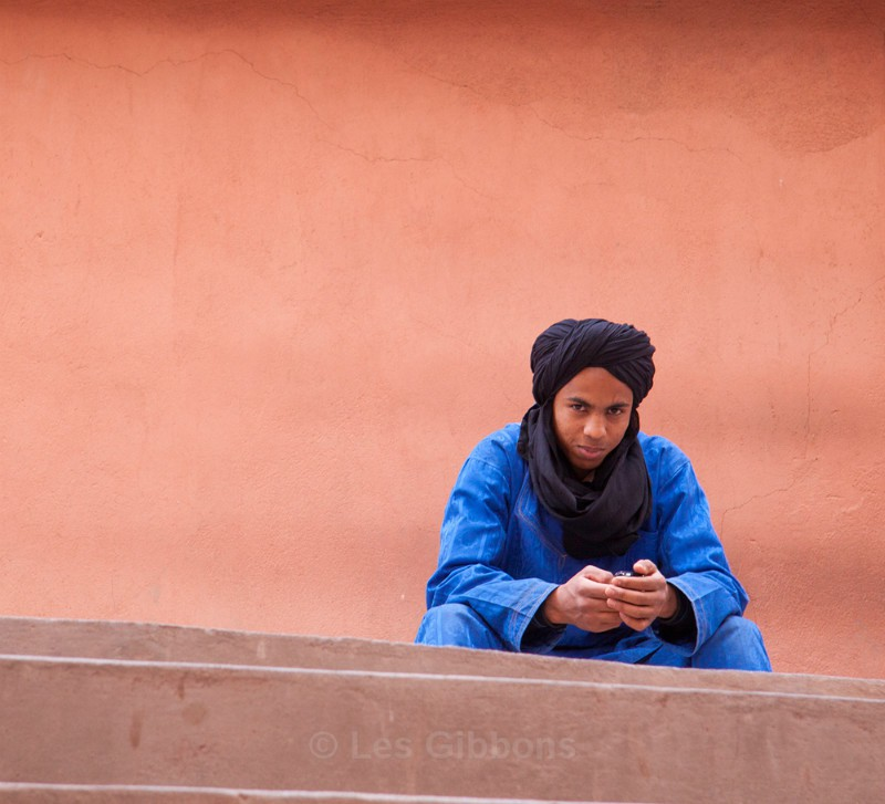 texting - Morocco
