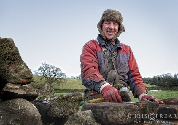 Drystone Waller - Farming/Agriculture