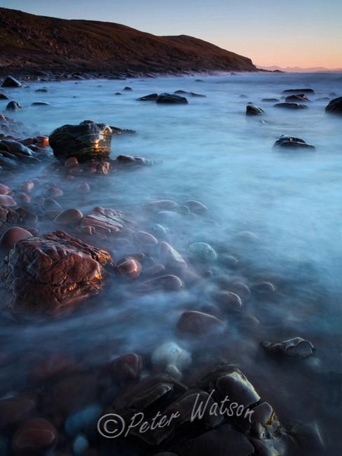 Balchladich Bay Sutherland Scotland - Seascapes