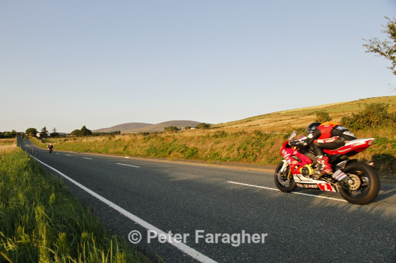 Connor Behan - Manx Grand Prix and Classic TT