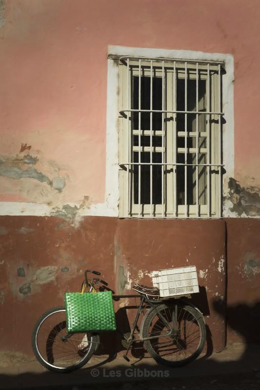green bag - Cuba