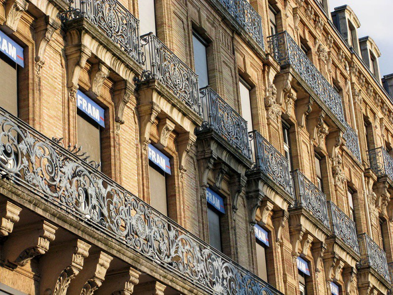 Balconies - Toulouse