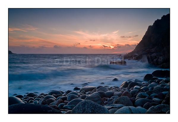 Porth Nanven Sunset #3