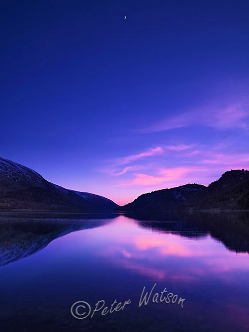 Thirlmere The Lake District England - Sunsets & Skies