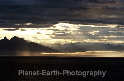 Juneau Sunrise - Alaska & Canada