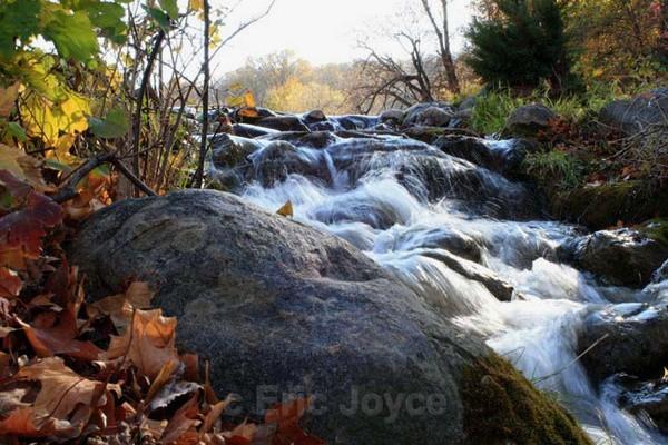 Autumn Waterfall - SW Minnesota