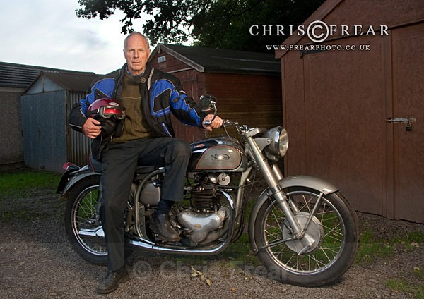 One Man & His Bike 2 - Wheels & Faces