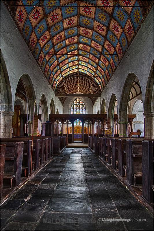 St Nectan - Interiors (HDR)
