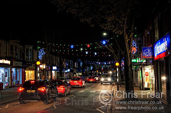 Cleethorpes Xmas Lights - Recent Images