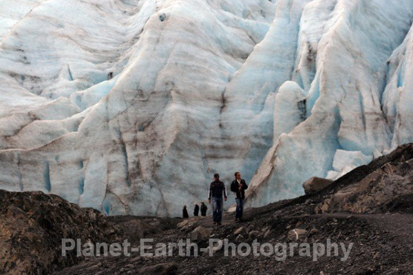 Girdwood Glacier - Landscapes / Seascapes