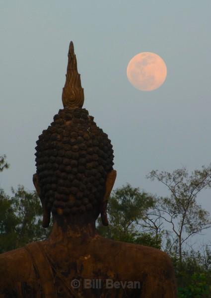 Full Moon - Sukhothai