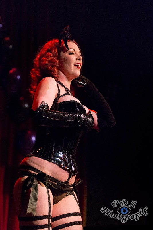 13 Betty D'Light, Burlesque at The Picturedrome