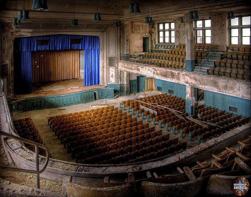 Thomas Edison High School (Philadelphia, PA) | Abandoned America