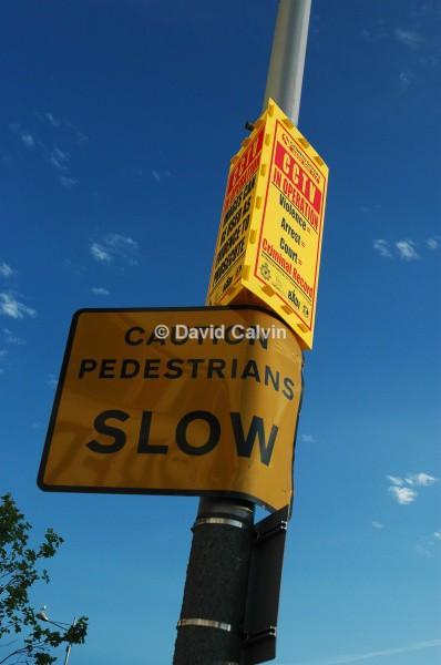 Caution - Urban
