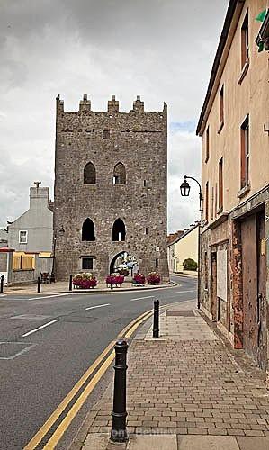 Kilmallock Town Gate - Ireland