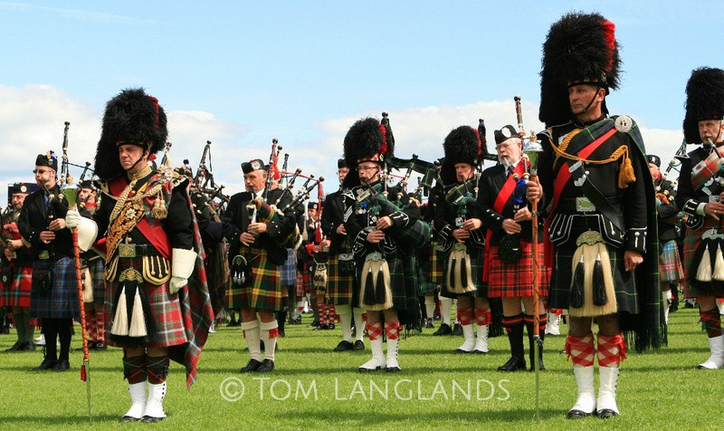 Pipe Bands - Events