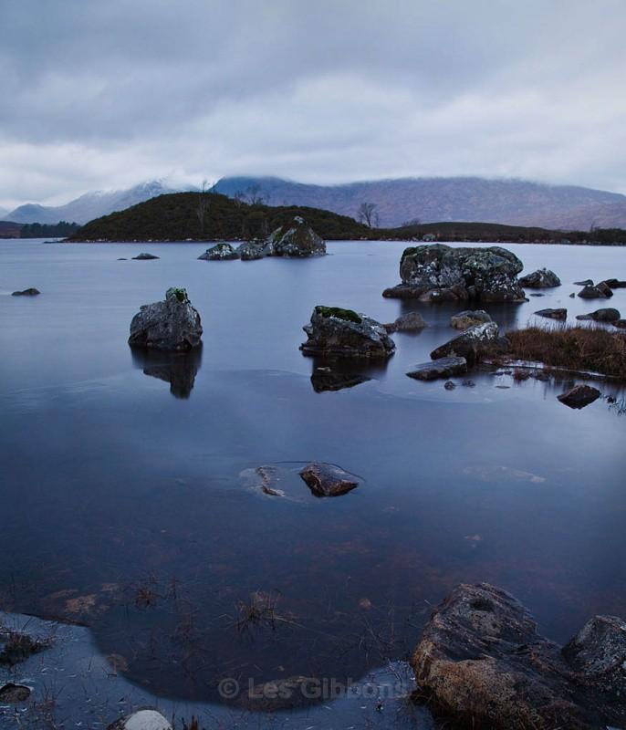 rannoch rocks - Highlands and Islands