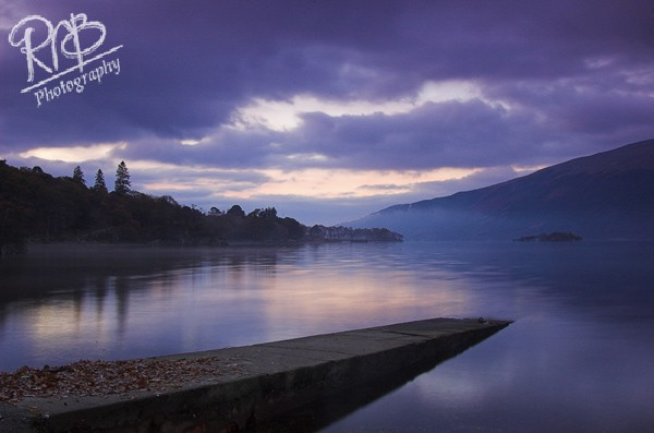 Blue Dawn - Loch Lomond - Other UK Landscapes