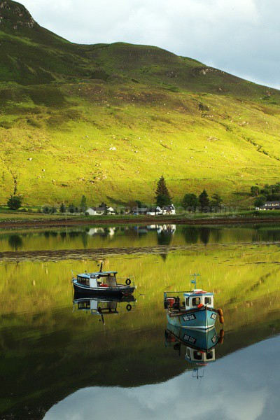Loch Long - Landscapes and Seascapes