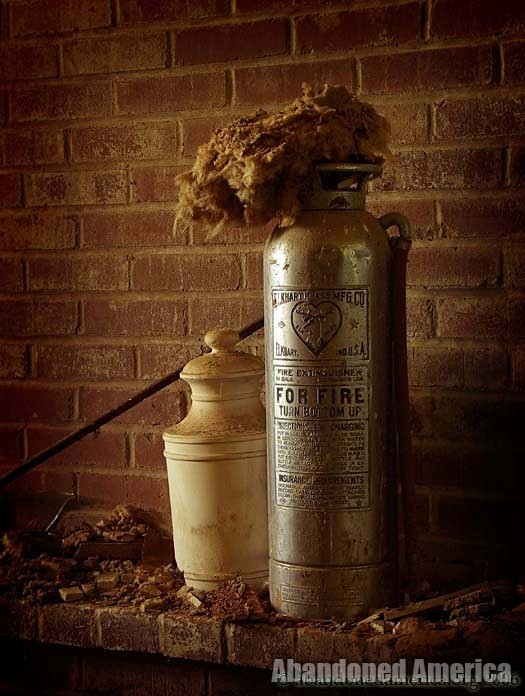 Forest Haven (Laurel, MD)   Fire Extinguisher - Forest Haven