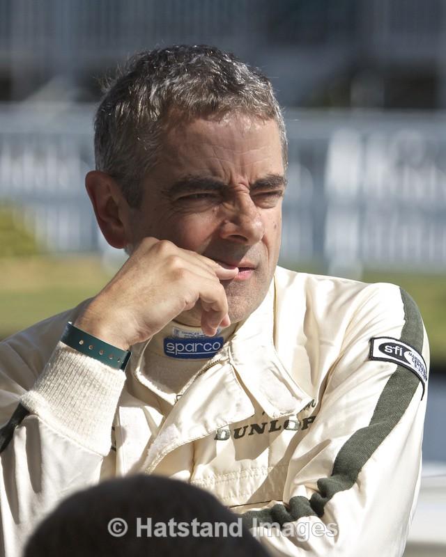 Rowan Atkinson - motorsport